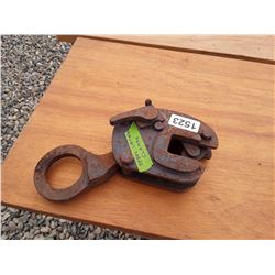 1523___1 -- steel lifting clamps