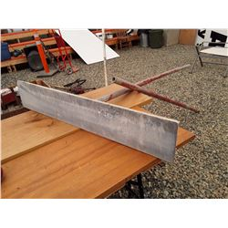 1544___concrete float & extension (2 pcs.)
