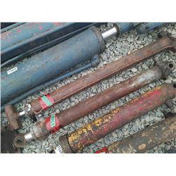 """1568___2 --hydraulic cylinder 3"""" x 36"""" long"""