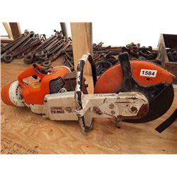 1584___1 -- Stihl ST350 Gas Chop saw for steel/concrete