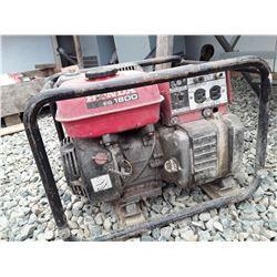 1586___1 -- Honda 1500 gas generator