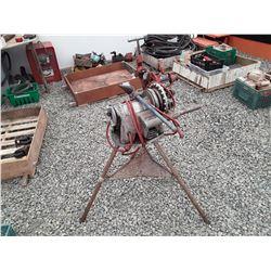 1607___1 -- Rigid 300 Pipe Threader (electric)