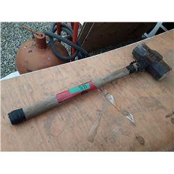 1616___1 -- 16 lb. sledge hammer
