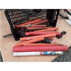 1642___Box of Hilti Concrete Drills