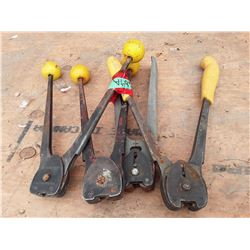 1664a___4 -- 4- strapping crimpers