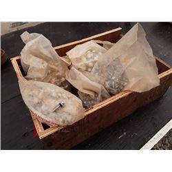 1674___6 Bags of Assorted Sheeting Screws