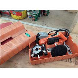 1677___1 -- Black & Decker wire & fibre brush cleaner