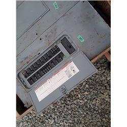 1681___1 -- 200 amp panels c/w breakers