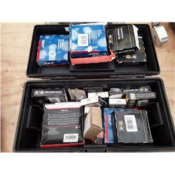 1694___1 -- tool box misc. roller bearings