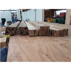 1714___Loto Of Wood Mouldings