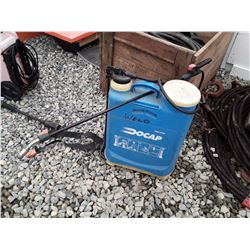 Docap Backpack Pump Sprayer