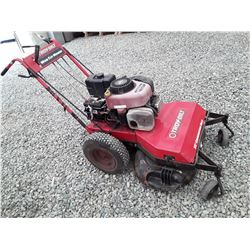 """Troy-Bilt 33"""" Combination Deck Wide Cut Lawn Mower With Battery 9.0HP *Good Working Order*"""