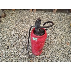 1500 - Large Metal Spray Canister