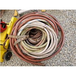 1594F - 1 large bundle of air hoses