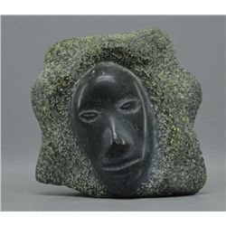 ESKIMO INDIAN STONE SCULPTURE