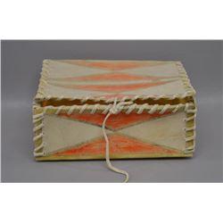PLAINS INDIAN PARFLECHE BOX