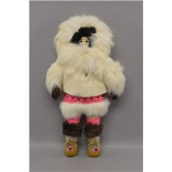 ESKIMO INDIAN HIDE DOLL