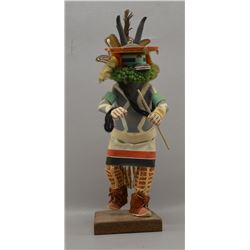 HOPI INDIAN KACHINA (STEVE YOUVELLA)