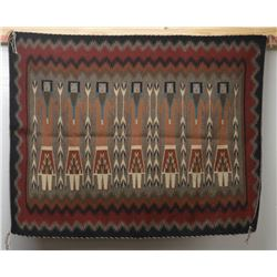 NAVAJO INDIAN TEXTILE ( MARGIE HARVEY ELLWOOD)