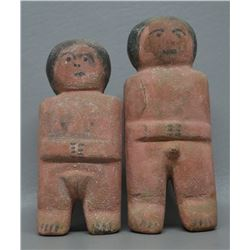 PUEBLO FOLK ART DOLLS