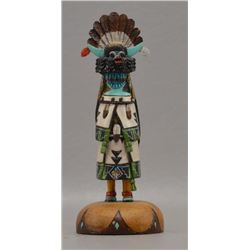 ZUNI INDIAN KACHINA ( FELINO ERIACHO)