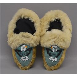 INUIT INDIAN MOCCASINS
