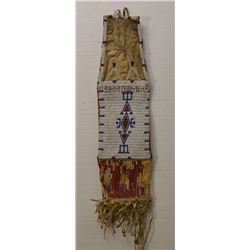 SIOUX INDIAN TABACCO BAG