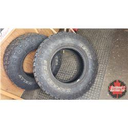 2 Kelly Safari TSR Tires  (Size : LT285/70R17)