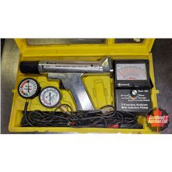 Equus Kit (Timing Light, Compression Tester, Vac Tester, Analyzer)