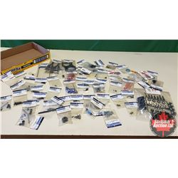 Tray Lot: RC Car/Truck Parts (Shock Springs, Bearings, Slipper Friction Ring, Clutch Hardware, etc)