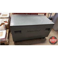"""International Metal Job Box (45""""L x 24""""W x 25""""H)"""
