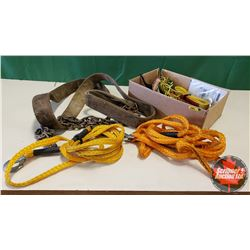 Variety of Tow Ropes