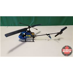 """Electric Helicopter (Blade Width: 20"""") (Overall Length: 18"""")"""