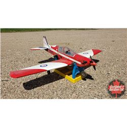 """RC Airplane : Roulettes RAAF Aerobatic Team A23-057 (Wing Span: 60"""") (Overall Length: 47"""") w/Stand"""