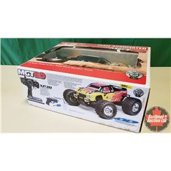 New in Box : RC Nitro Monster Truck MGT 8.0 - Ready to Run 4WD - 1:8 Scale