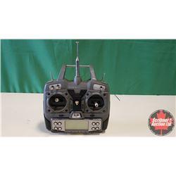 Remote Controller : Optic 6 (6Ch FM Digital Proportional Radio Controller)