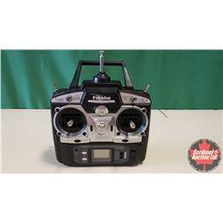 Remote Controller : Futaba T6 EXAP (Digital Proportional Radio Controller)