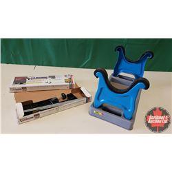 RC Airplane Stand w/Precision Air Craft Balancers (2)