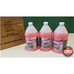 Case of 3 Bottles : Morganfuel Omega Synthetic Model Engine Fuel (3.78L)