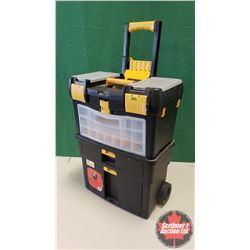 Plastic Roller Tool Caddy