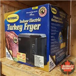 Butterball Indoor Electric Turkey Fryer (New in Box)