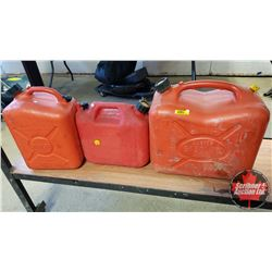 Jerry Cans (3)
