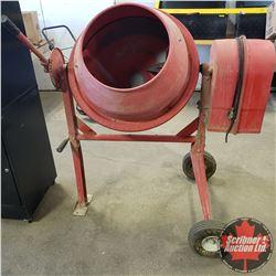 King Canada 3-1/2cu. Ft. Cement Mixer