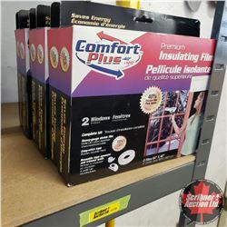 New/Old Stock : Comfort Plus Premium Insulating Film (6 Boxes)