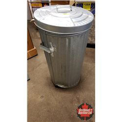 New/Old Stock : GW Metal Trash Can (Dented)
