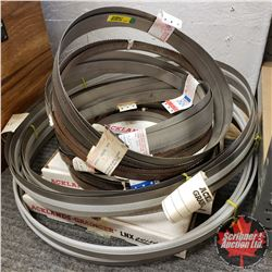 New/Old Stock : Variety of Band Saw Blades