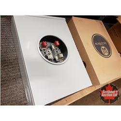 New/Old Stock : Meter Socket BS2-22V 200Amp 600V Microlectric