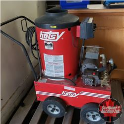 Hotsy Pressure Washer (Not Running - Parts Only)