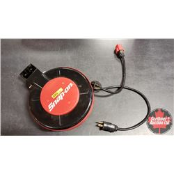 Snap-On Retractable Ext Cord