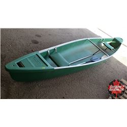 Coleman 17' Canoe with 3 Paddles